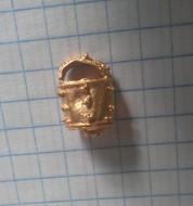 Ароматница Черняховской Культуры (золото,зернь)