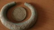 Платежные бронзовые слитки-браслеты Гава-Голиградской культуры 13-9 век до н.э.