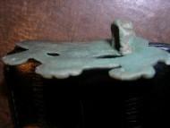 Скифская бляха Голова Оленя