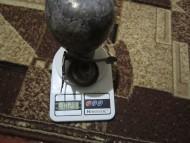 античный серебряный кувшин, вес 1029 грамм