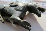 Древняя фигурка Цербера