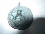 Медальон Киевской Руси. Бронзовый