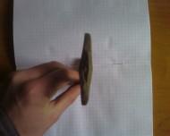 Бронзовая рукоять акинака