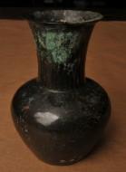 Кувшин античный III - II вв. до н.э. (бронза с примесью серебра)