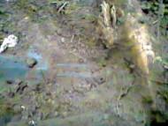Находка бронзового акинака