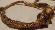 Золотые сарматские ручные гривны, 3 век до н.э.-1 век н.э.
