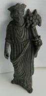 Древнеримская статуэтка, после полоскания в дистиллированной воде