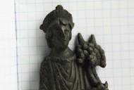 Бронзовая статуэтка: Фортуна