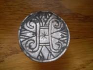 Крымско-татарский перстень 14-15 век