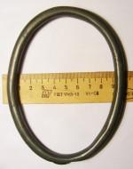 Бронзовый браслет на бицепс