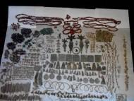 Клад украшений Пеньковской культуры