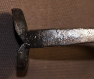 Ордынское стремя 14-17 век