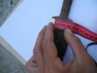 Скифский железный наконечник копья