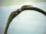 Бронзовая шейная гривна