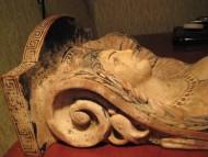 Древнегреческий алтарь богини Деметры