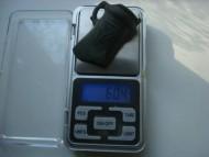 Вес топорика - 60,5 грм.