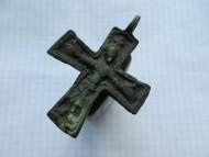 Крест-энколпион  Киевской Руси «Скандинав»