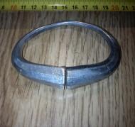 Древнеславянский серебряный браслет