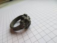 Перстень бронзовый Киевской Руси
