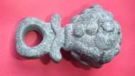 Кистень бронзовый, тип IIa по А. Кирпичникову XII-XIII по А. Кирпичникову
