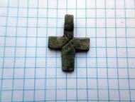 Крестоконечный крест конец 13-14 в.в