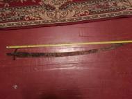 Половецко-ордынская сабля 12-14 век