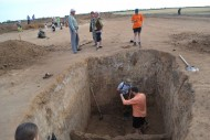 Раскопки Филипповских курганов лето 2013