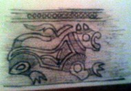 прорисовка «лютого зверя»