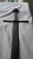 Рыцарский полутораручный меч, тип XX по Э. Окшотту