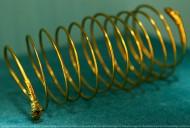 Витой ручной браслет