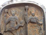 Двусторонняя иконка 14-15 век