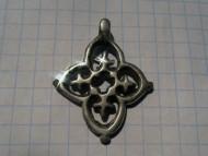 Крестик «Крестоцветие папоротника» Киевская Русь 12 век