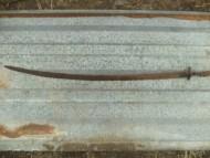 Сабля тюрко-половецкая 12-14 века