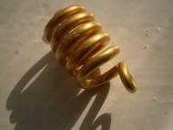 Золотая спираль, возможно накосник