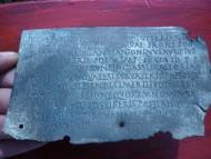 Диплом римского легионера-матроса