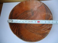 тарелка Трипольской культуры