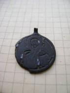 Иконка Киевской Руси «Спас. Процветший крест»