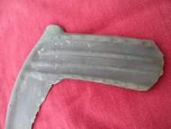 Древние бронзовые серпы
