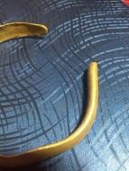 Золотой браслет Черняховской культуры