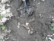 Находка топора «Кельт»