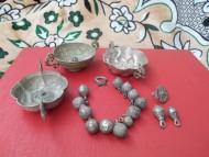 Клад серебряной посуды и украшений второй половины 17 века