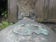 Большой бронзовый скифский казан 3-5 век до н.э.