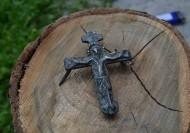 Накладное Распятие Христовое 12-14веков