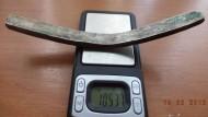 Вес серебряной литовской гривны - ок. 100 грамм