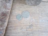 Акинак с навершием в зверином стиле, бабочковидным перекрестьем VI - пер. пол. V века до н. э.