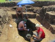 Находки, сделанные во время раскопок - керамика, предметы быта и многое другое, - помогут больше узнать о целом пласте культуры