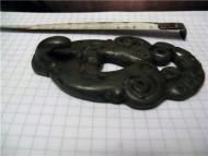 Скифская бронзовая подпружная пряжка 5-6 век до н.э.