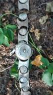 Находка серебряного поясного набора