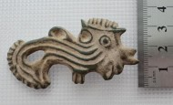 Гиппокампус бронзовый 5-4в. до н.э.