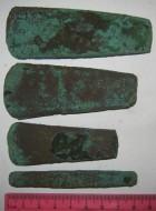 Набор плотника бронзового века